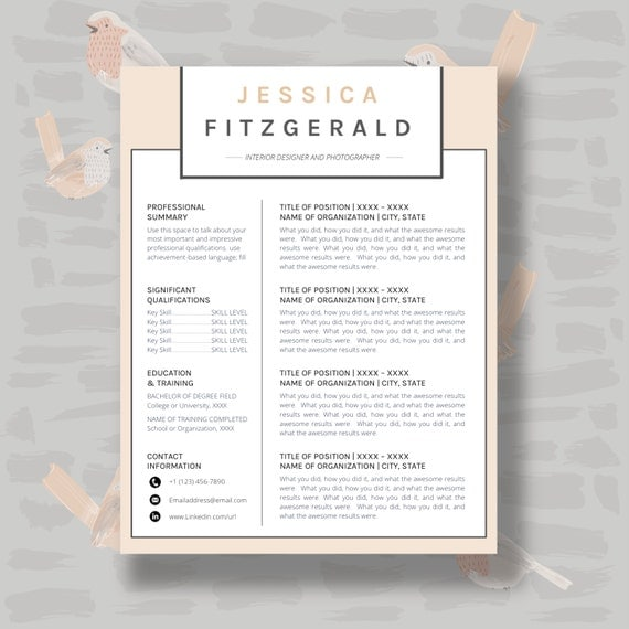 buy 1 get 1 free resume template cover letter thank you