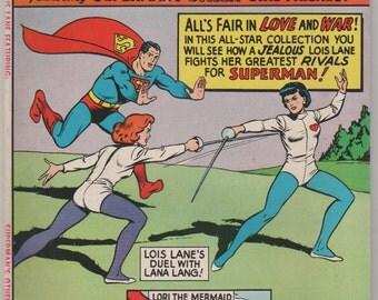 80 Page Giant: Lois Lane; Vol 1, 14 Silver Age Comic Book.  VF- (7.5).  September 1965.  DC Comics