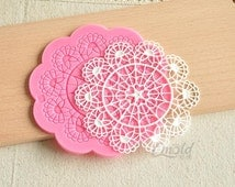 lace silicone mat - LACE 001