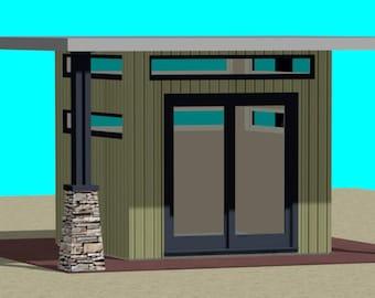 Tiny House Project - Tiny Studio