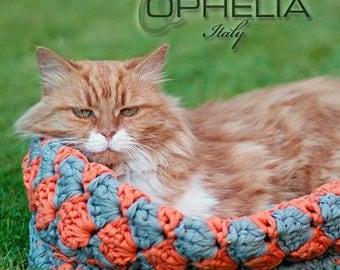 Crochet Pet's bed