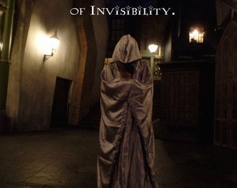 Harry Potter - Invisibility Cloak - Deathly Hallow