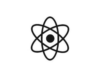 Big Bang Theory Atom Symbol