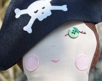 Pirate Girl Doll