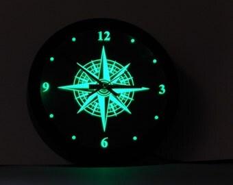 Gepersonaliseerde LED Klok
