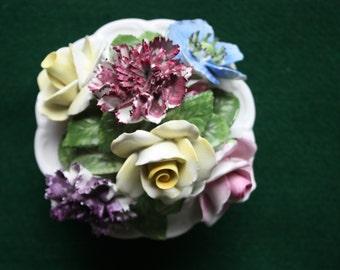 Radnor Fine Bone China Floral Arrangement