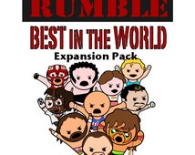 Paper Rumble: Best in the World Expansion Pack