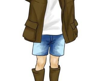 Michael Eavis, Glastonbury Festival T Shirt