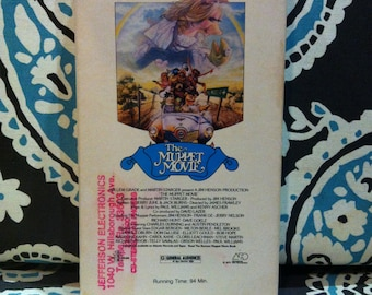 Popular items for the muppets movie on Etsy