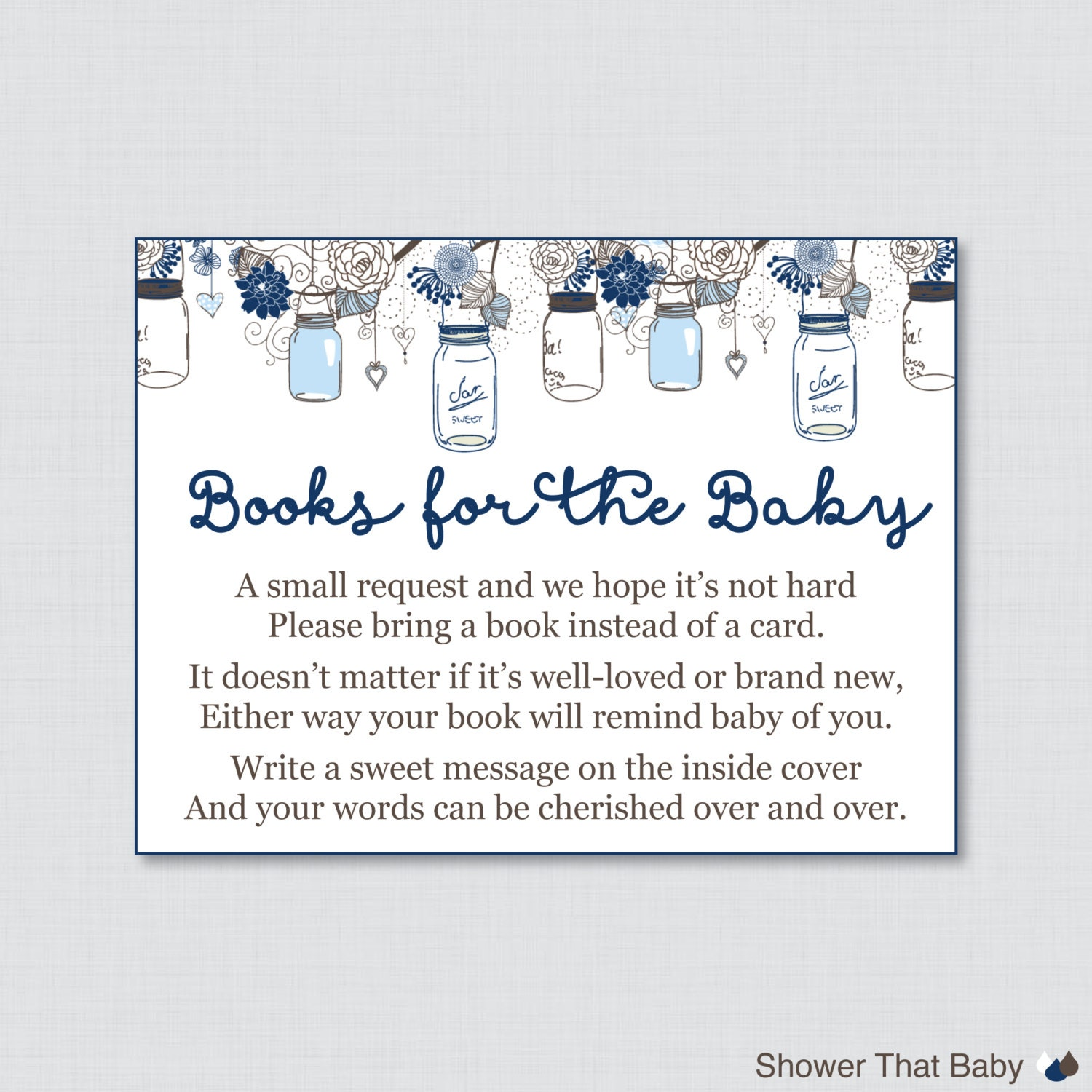 Library Card Baby Shower Invitation is adorable invitation template