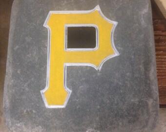 Pittsburgh Pirates Garden Stone