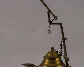 Aladdin's Little Brass Lamp