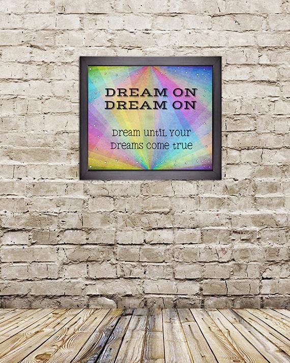 aerosmith dream on lyrics pdf