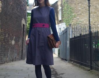 Organic Clothing, Fair trade Cotton, April Stripe Dress