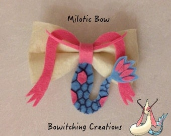 Milotic Pokemon Bow