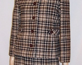 Jack Clarke-Hand Tailored Women's Plaid Suit-Dublin, Ireland