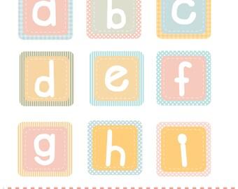 Baby blocks clipart – Etsy