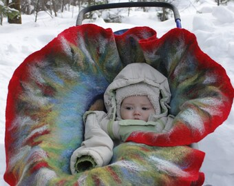 """Winter envelope for a carriage or a sledge """"Successor"""""""