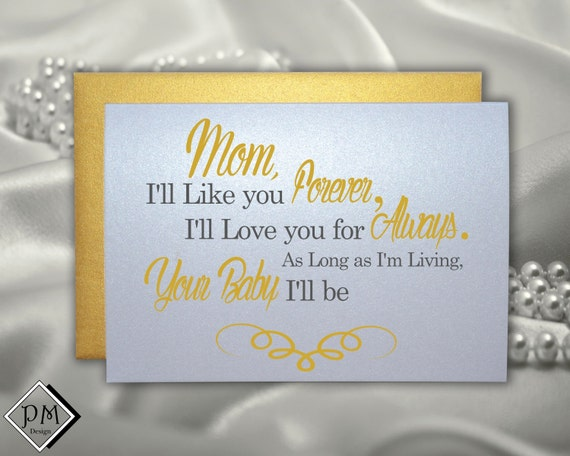 Thank You Gifts For Mom And Dad : Parent wedding thank you card gift for mom dad step mom step dad cards ...