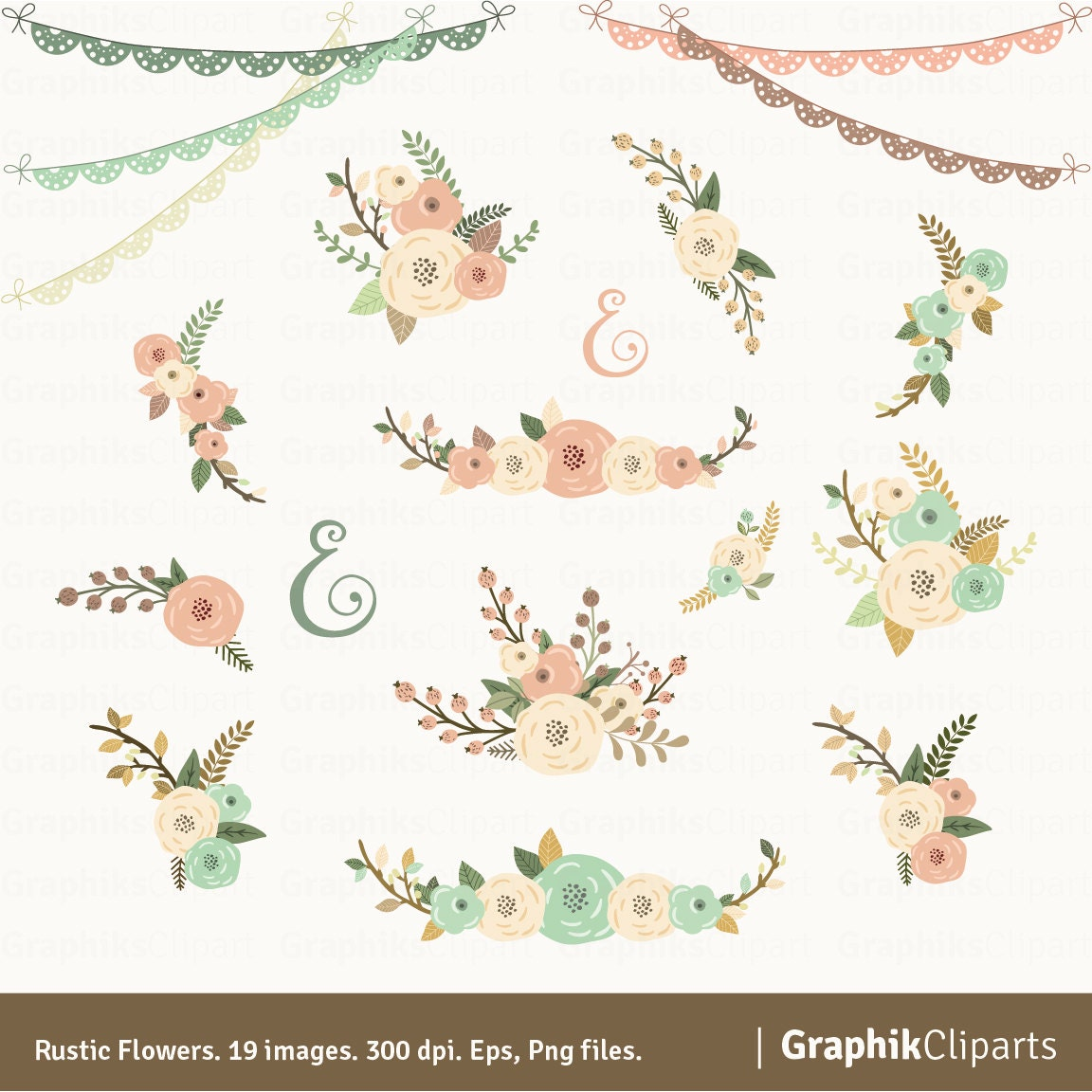 rustic flowers clipart floral clipart floral bouquet rustic wedding clipart free download rustic wedding clip art images