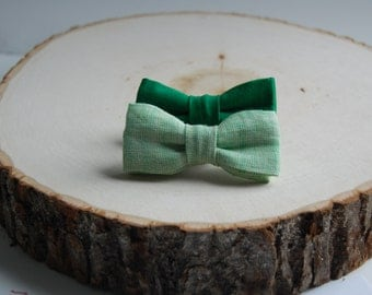 Green Bow Tie Collection
