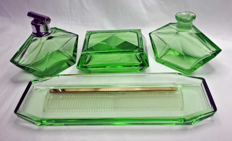 Vintage Punschschale Kristall