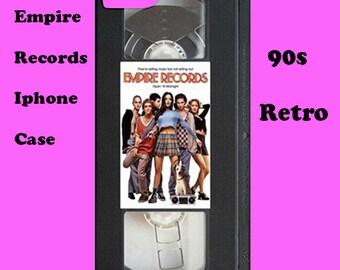 Empire Records iphone case, iphone case, iphone case,90's, cover, retro, iphone 6, iphone 5, cover, iphone 6 plus, iphone 4