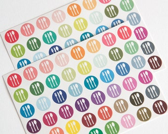 Organizer stickers etsy - Stickers protection cuisine ...
