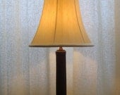 West Meets East table lamp with choice of shade