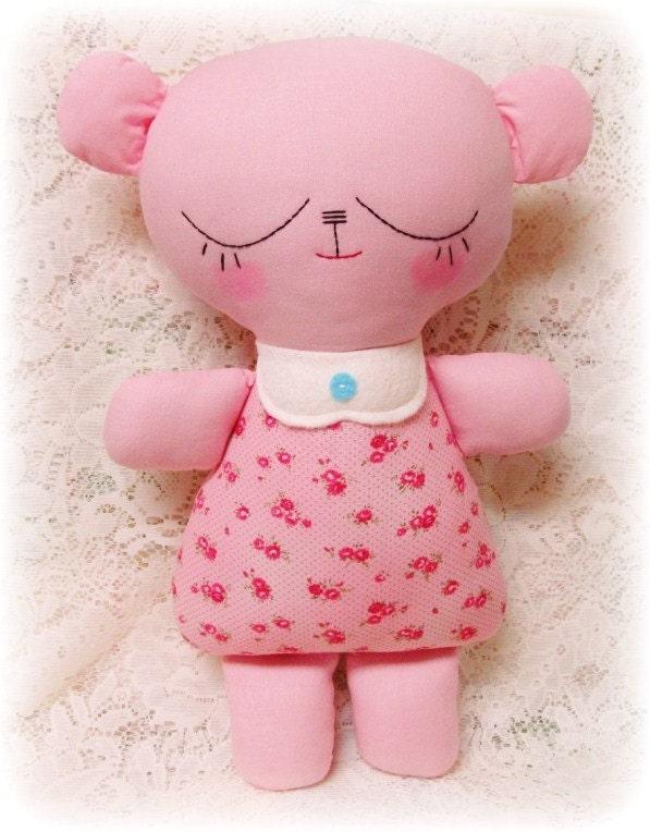 EASY Teddy Bear Pattern Plush Toy Pattern Softie Pattern