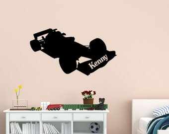 Indy Car Etsy - Custom car decals vancouver   how to personalize