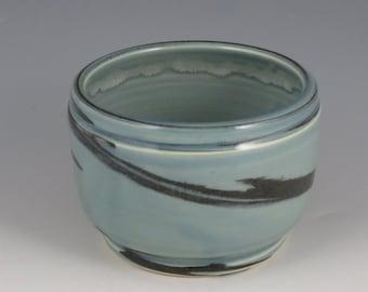 Candy dish, blue bowl