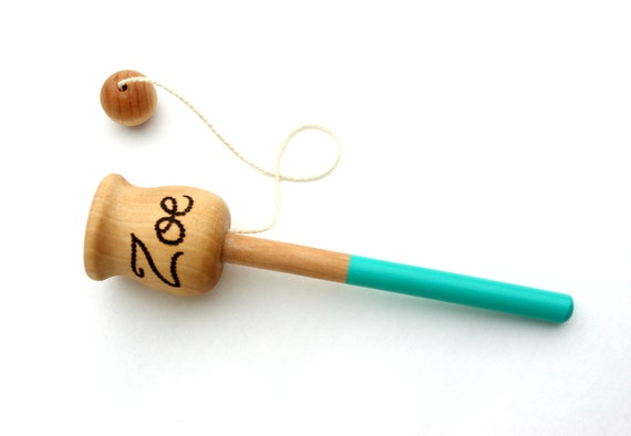 Old Fashioned Cup And Ball Toy