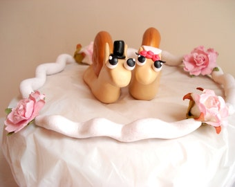 Snail Wedding Cake Toppers Cute Cake Topper Wedding Anniversary Keepsake