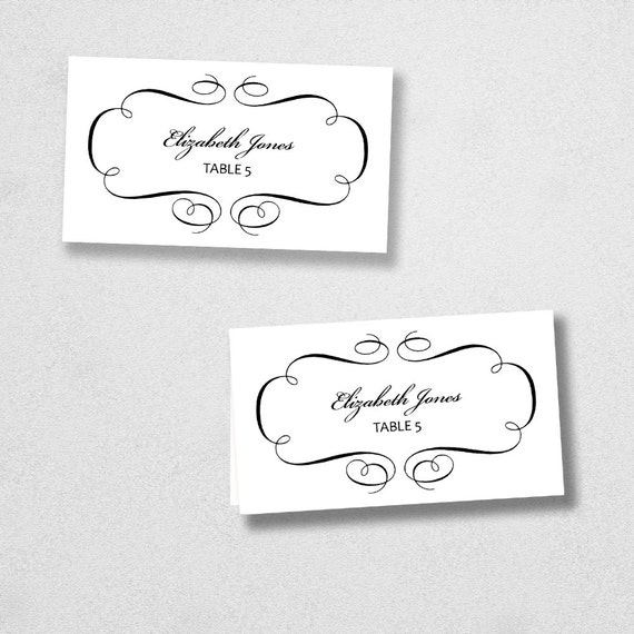 Gutsy image pertaining to avery printable place cards