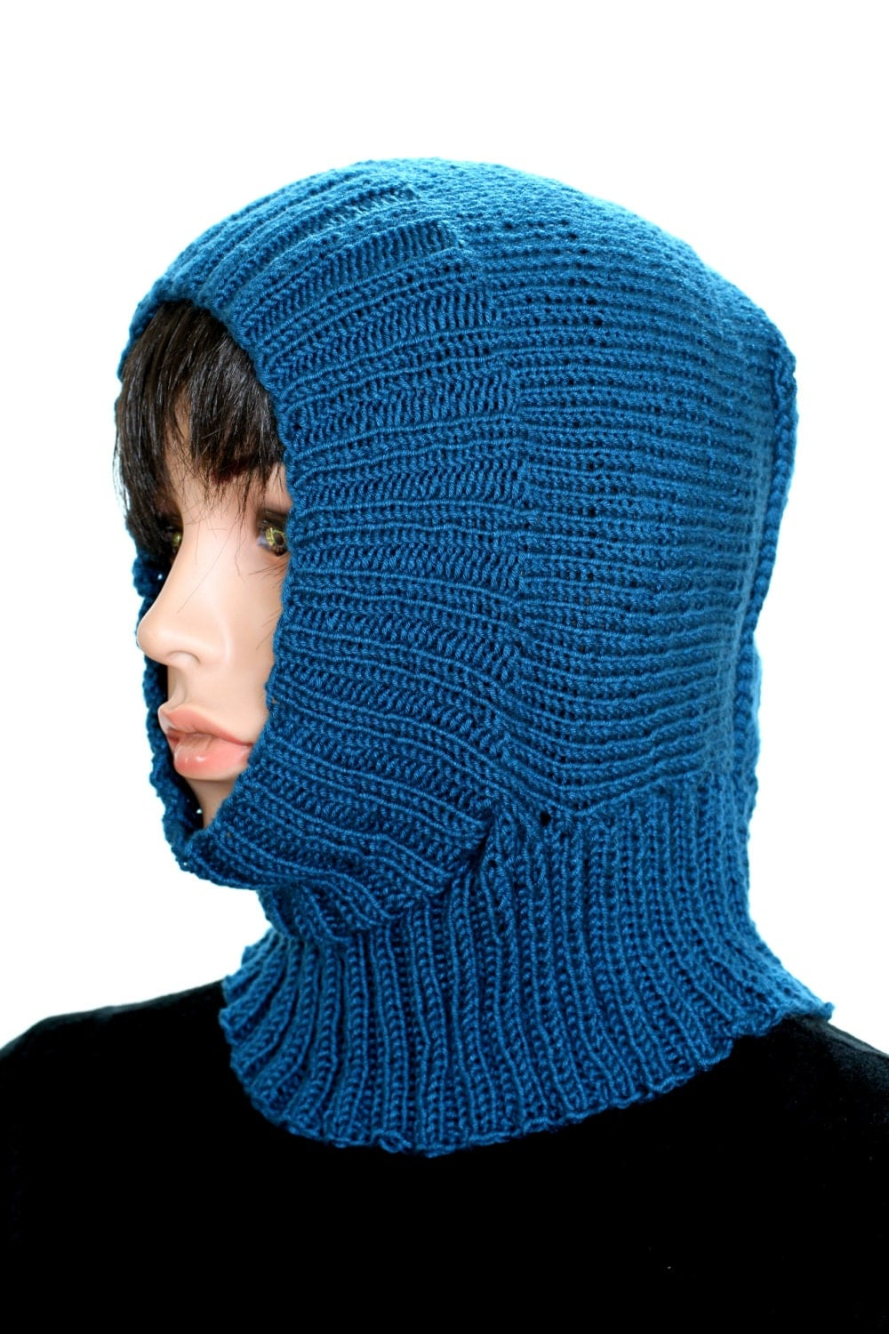 Knit Ski Mask Pattern : Knitted Helmet Pattern Knitted Winter Cap Pattern Ski Mask
