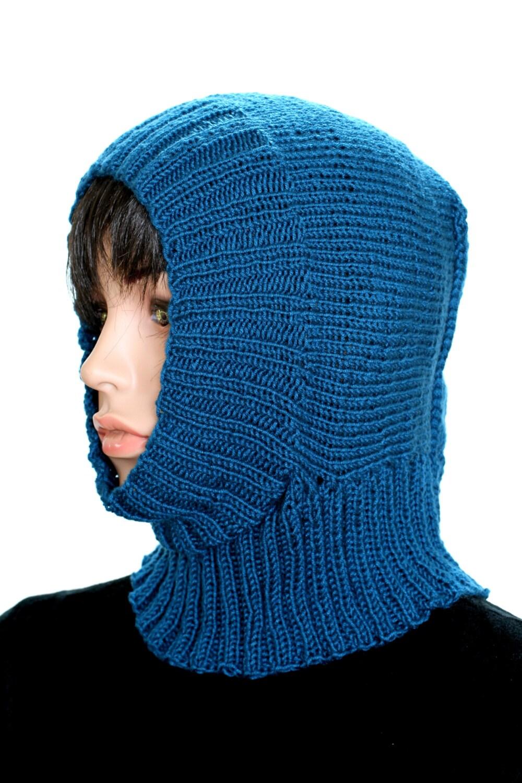 Ski Mask Knitting Pattern : Knitted Helmet Pattern Knitted Winter Cap Pattern Ski Mask