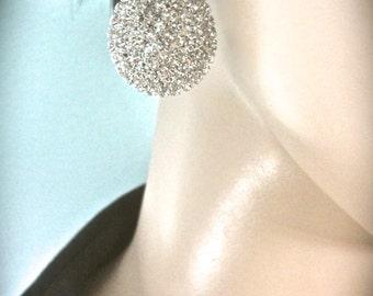 Bridal Jewelry - Rhinestone Earrings - SPARKLY - Teardrops - Top Selling rhinestone teardrops - Bridesmaids gift - Wedding jewelry -