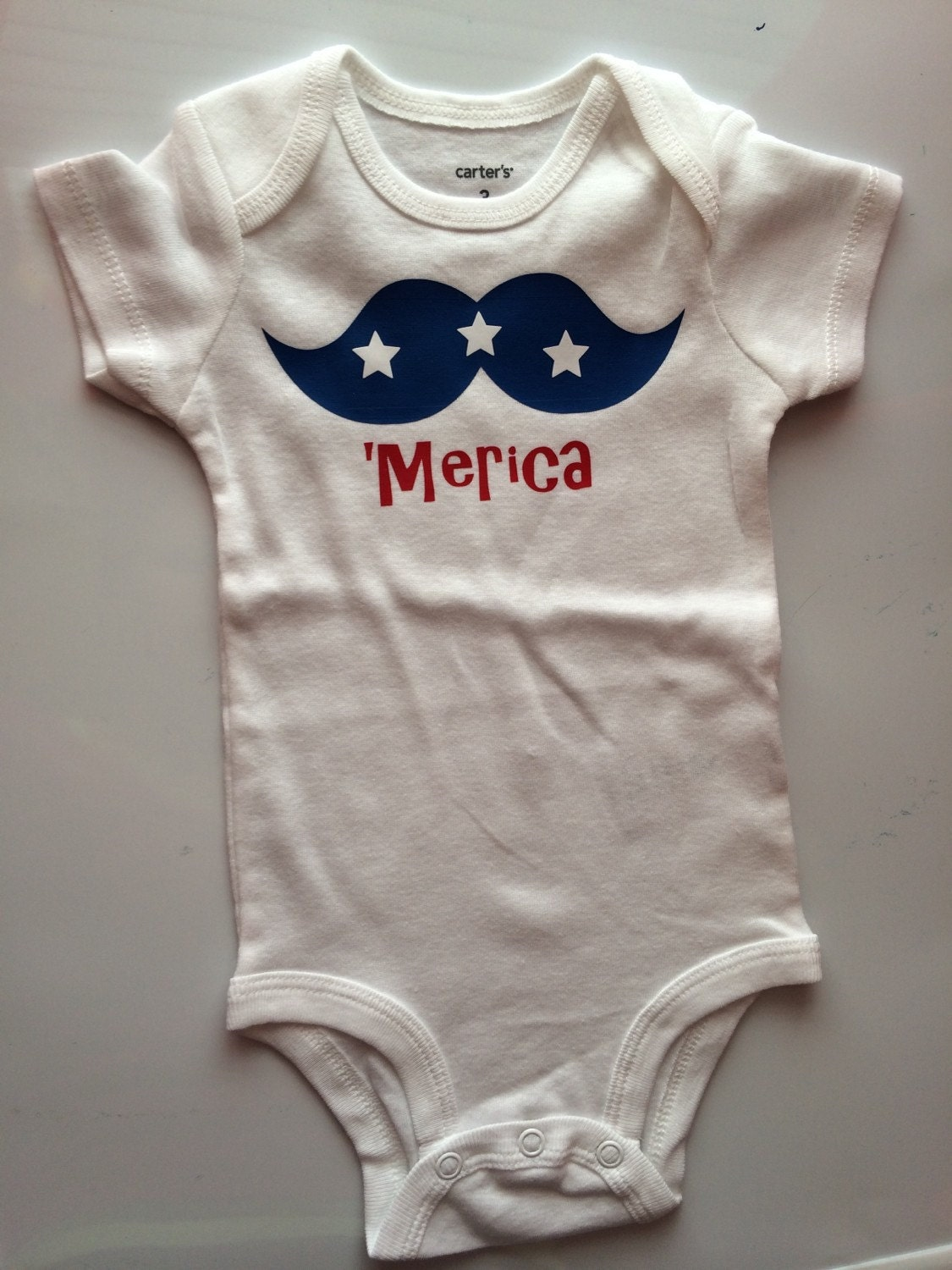 Like this item? - Baby Boy Baby Girl Toddler Boy Bodysuit Shirt My First 4th