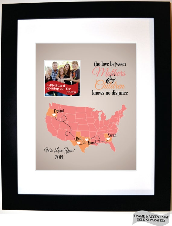 Christmas Gift For Mom From Children Long Distance By Picmats
