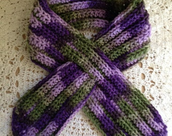Bow Tie Neck Warmer, Crochet Neck Warmer, Slip Tie Scarf, Neck Warmer, Women Accessories, Ascot Scarf, Scarf, Crochet Scarf, Winter Scarf