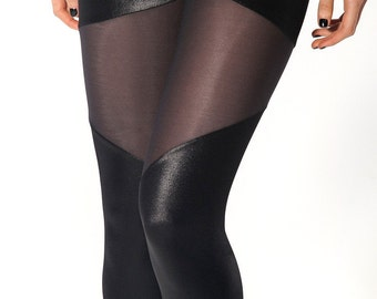 Mesh Spartans leggings