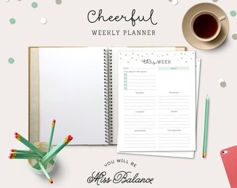 Daily Planner Printable To Do List Printable Daily Schedule