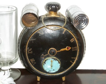 Sale~~BAR CLOCK....1950's  FUNKY **Folk Art** 50% off was 23.75