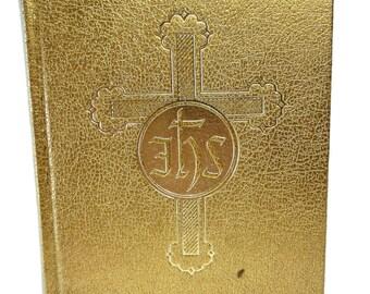 Bible Story Vol. 1. REV. RICHARD BERON Catholic 1959