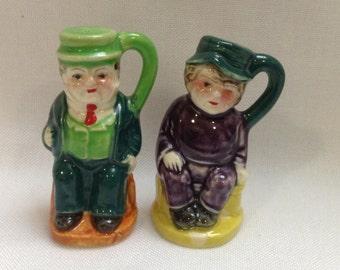 Irish? Salt and pepper shakers