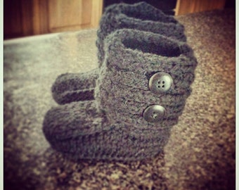 Knitted Unisex UGG Boots