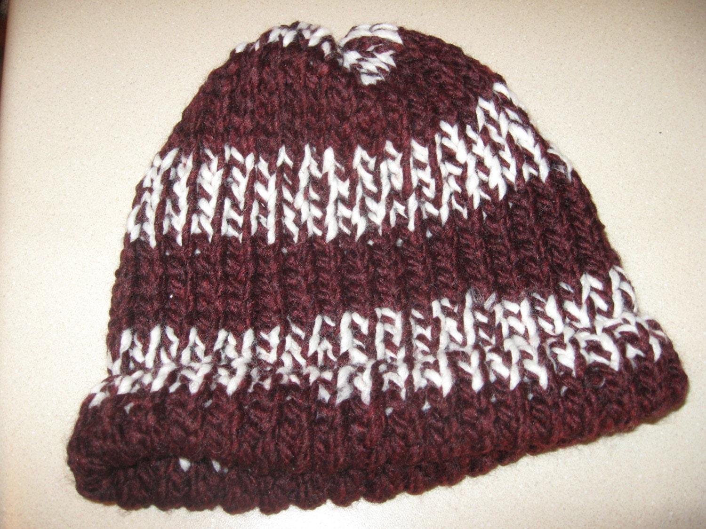 Crochet Grab Bag Pattern : grab bag crochet adult hat