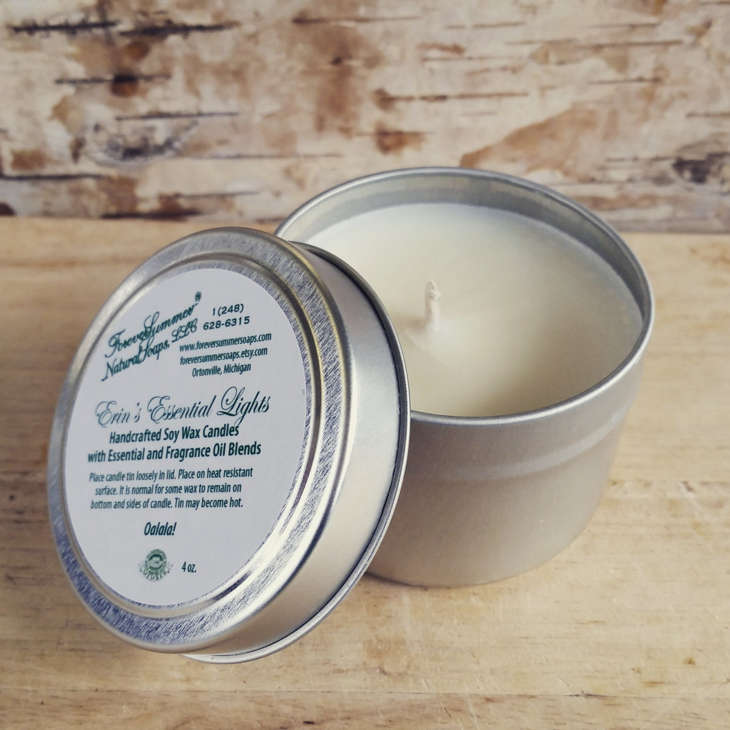 Natural Colorants For Soy Candles