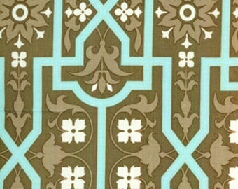 Cotton fabric | Joel Dewberry | Free Spirit Fabrics | Deer Valley | Architectural | JD23-Barnwood | Sewing and Quilting Fabric